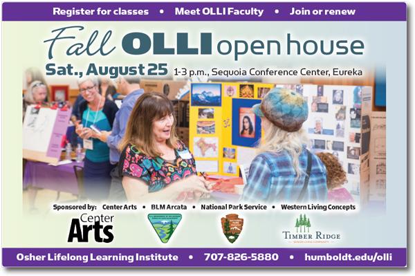 Fall OLLI Open House