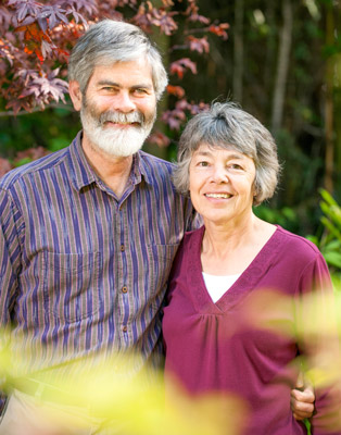 Jerry and Gisela Rohde