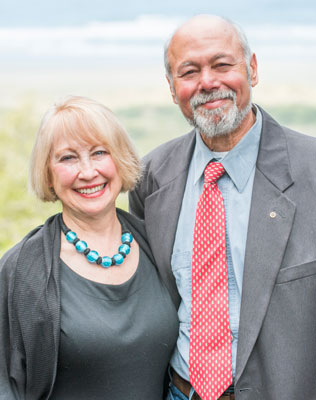 Sam Pennisi & Sharon Ferrett