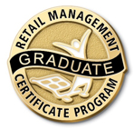Retail Management Certificate Program Graduate
