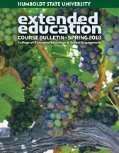 Cover of spring bulletin