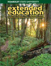 Cover of spring bulletin