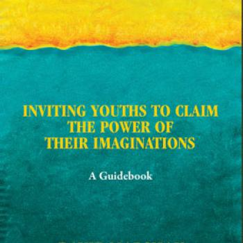 Book Cover: Inviting Youths to Claim the Power of Their Imaginations by David Marshak