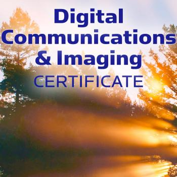 Digital Communications & Imaging Certificate