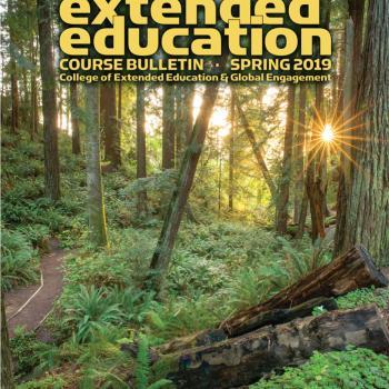 Cover of Spring 2019 Bulletin