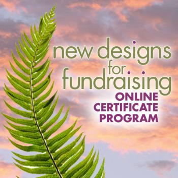 New Designs for Fundraising Online Certificate Program