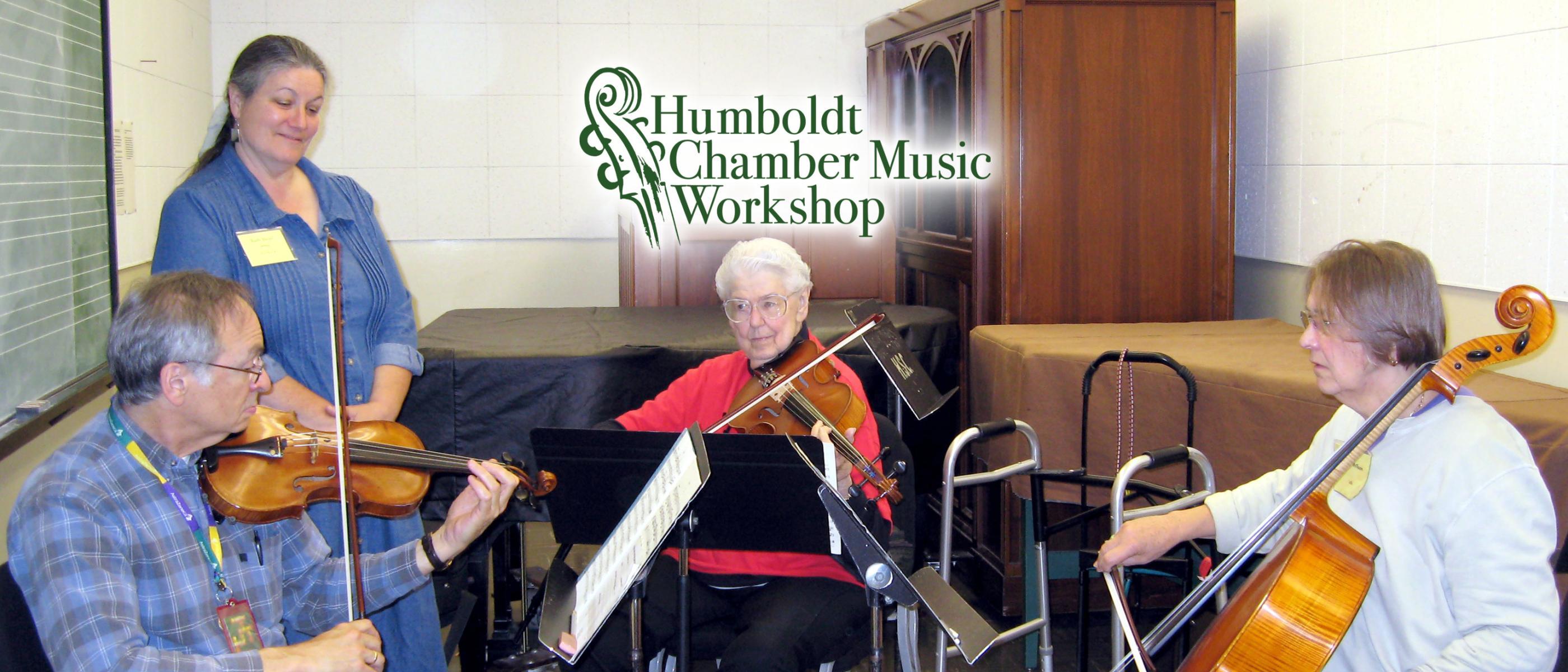 Humboldt Chamber Music Workshop