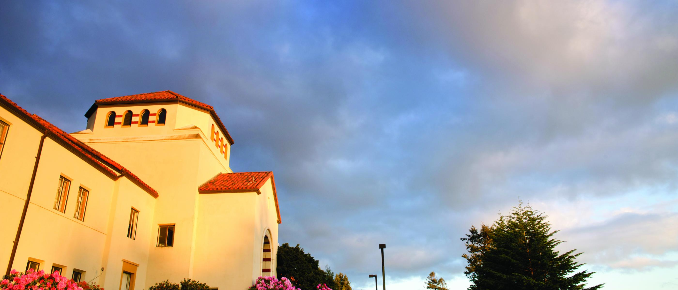 Founders Hall at Humboldt State University