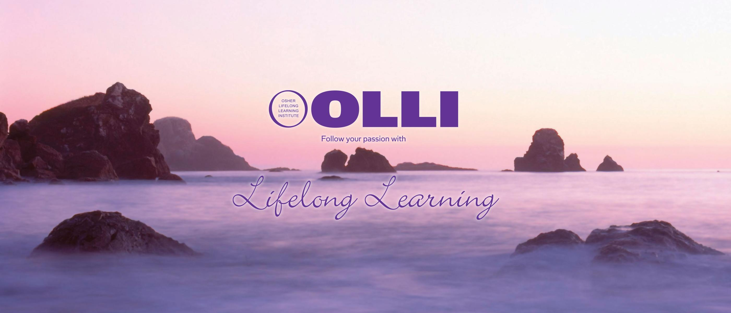 OLLI at HSU - Follow your passion with Lifelong Learning