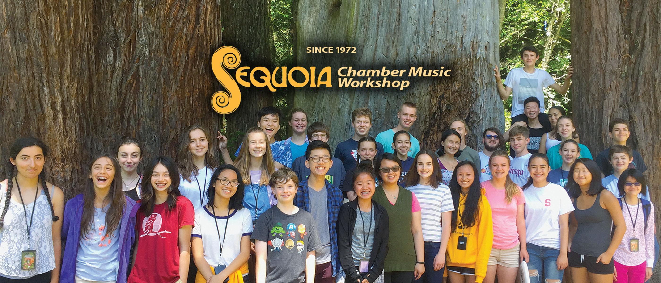 Sequoia group photo 2017