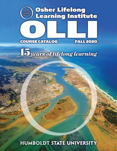 OLLI catalog cover