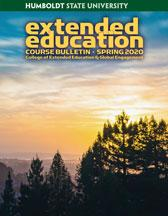 Cover of spring 2020 bulletin