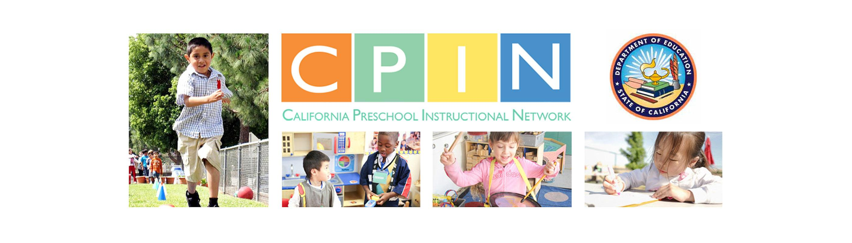 California Preschool Instructional Network (CPIN)