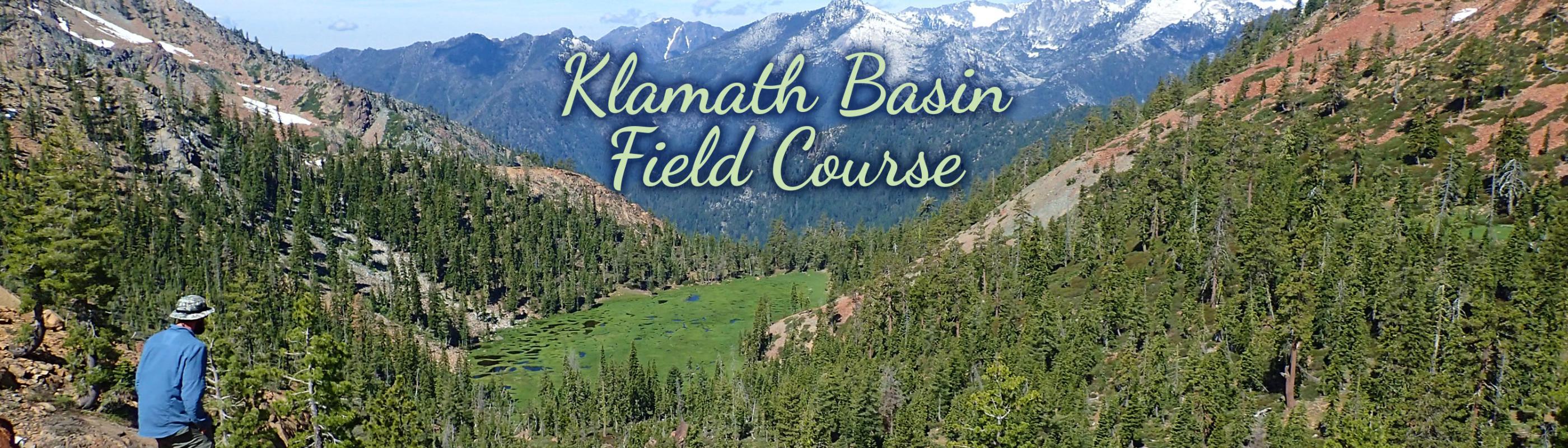 Klamath Basin Field Course