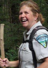 Julie Clark, Park Ranger