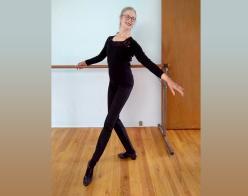 Nancy Call, ballet instructor