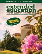 Cover of summer bulletin